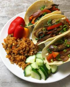 – Red Lentil Taco Filling