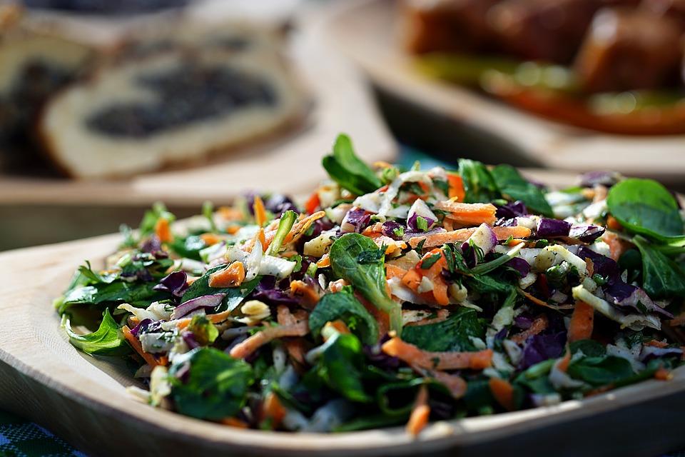 – Winter Salad Sauté