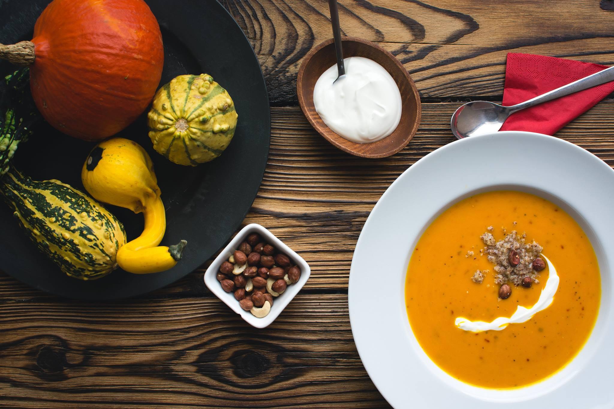 – Golden Harvest Soup