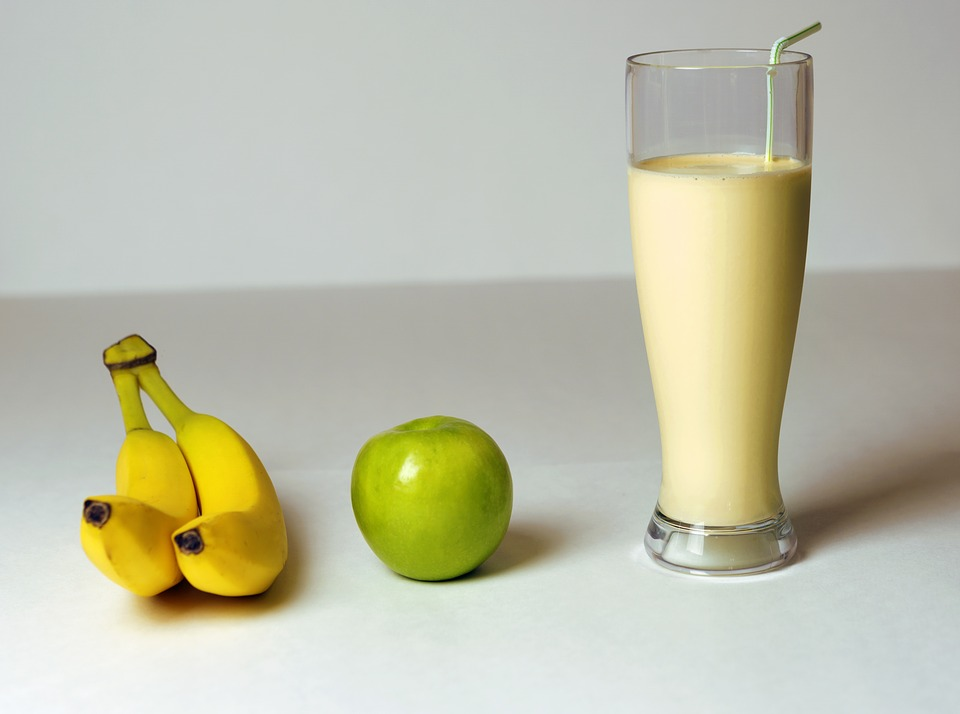 – Awesome Banana Smoothie