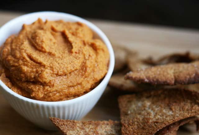 – Smoky Chipotle-Pinto Hummus