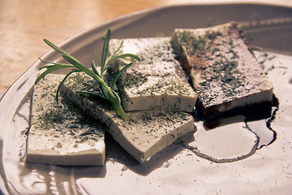 – Tofu Feta