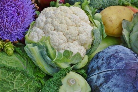 – Roasted Cauliflower And Rice Salad With Dijon Vinaigrette